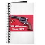 Free Men Own Guns Journal
