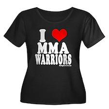 I LOVE MMA WARRIORS T