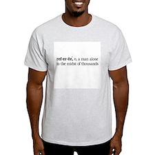 Ref Definition Ash Grey T-Shirt