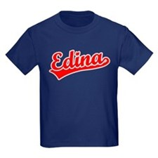 Retro Edina (Red) T