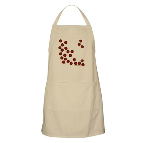 Lots of Little Ladybugs BBQ Apron