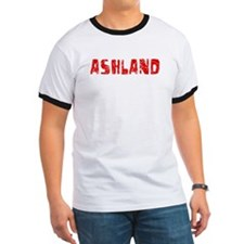Ashland Faded (Red) T
