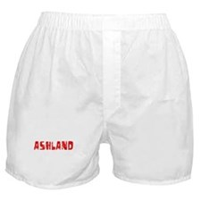 Ashland Faded (Red) Boxer Shorts