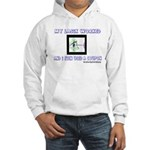 My Lasik Worked Hooded Sweatshirt