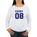Kerby 08 Women's Long Sleeve T-Shirt