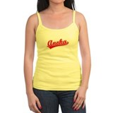 Retro Anoka (Red) Tank Top