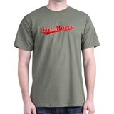 Retro Fort Myers (Red) T-Shirt