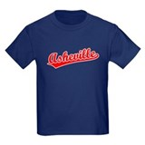 Retro Asheville (Red) T