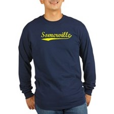 Vintage Somerville (Gold) T
