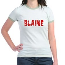 Blaine Faded (Red) T