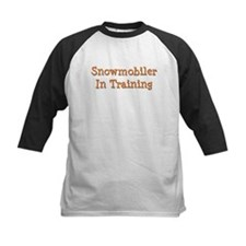 Snowmobiler In Training Tee