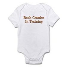 Rock Crawler In Training Infant Bodysuit