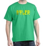 Kyler Faded (Gold) T-Shirt