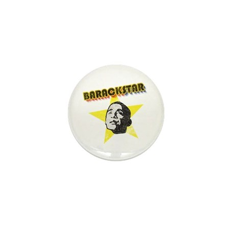 BarackStar Mini Button