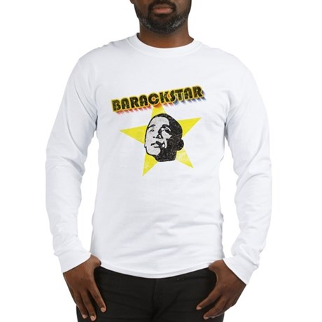 BarackStar Long Sleeve T-Shirt