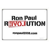 Premium Ron Paul Banner