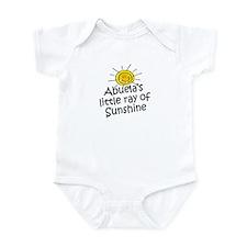 Abuela's Sunshine Infant Bodysuit