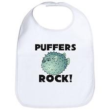Puffers Rock! Bib