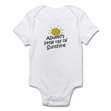 Abuelo's Sunshine Infant Bodysuit
