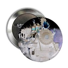 "Ghost Train 2.25"" Button (10 pack)"