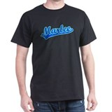 Retro Marlee (Blue) T-Shirt