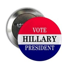 "VOTE HILLARY 2.25"" Button"
