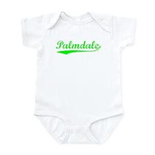 Vintage Palmdale (Green) Infant Bodysuit
