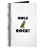 Owls Rock! Journal