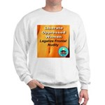 Liberate Oppressed Women Sweatshirt