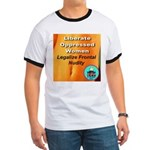 Liberate Oppressed Women Ringer T