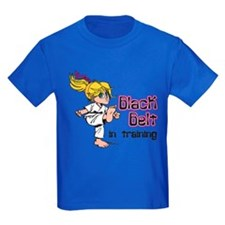 Black Belt in Training T