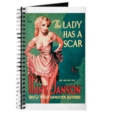 "Pulp Journal - ""The Lady Has A Scar"""