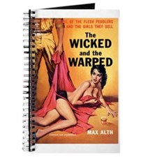 """Pulp Journal - """"The Wicked & The Warped&q"""
