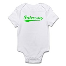 Vintage Paterson (Green) Infant Bodysuit