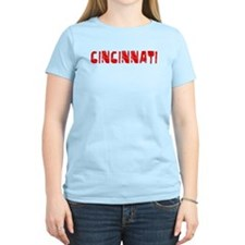 Cincinnati Faded (Red) T-Shirt