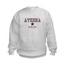 Athena - Name Team Sweatshirt