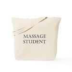 Massage Student Tote Bag