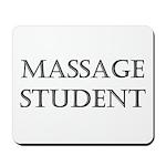 Massage Student Mousepad