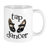 Tap Dancer Small Mug