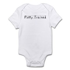 Potty Trained Infant Bodysuit