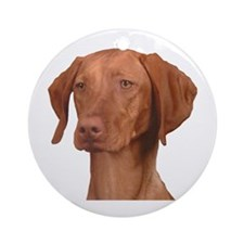 Vizsla Head Shot - Keepsake (Round)