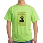 Soapy Smith Green T-Shirt