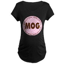Polka Dot Groom's Mother T-Shirt