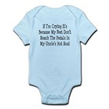 My Uncles Hotrod Infant Bodysuit