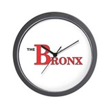 The Bronx Wall Clock