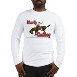 Cowboy Shirts Long Sleeve T-Shirt