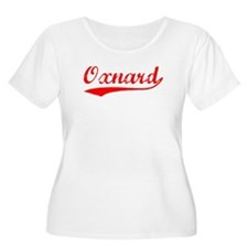 Vintage Oxnard (Red) T-Shirt