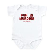 Fur Is Warm, Toasty Murder Onesie
