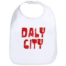 Daly City Faded (Red) Bib