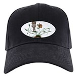 Cat Fish Bowl Black Cap